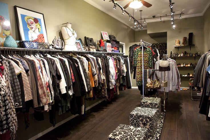 how to find good clothes at thrift stores