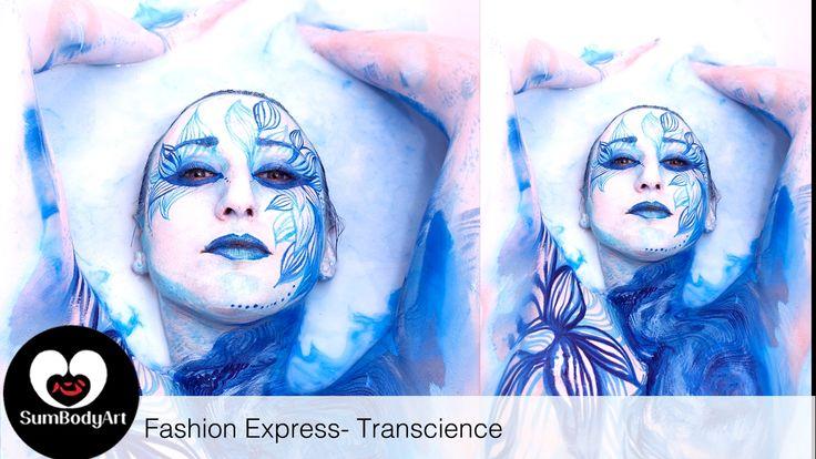 SumBodyArt's Fashion Express- Transience
