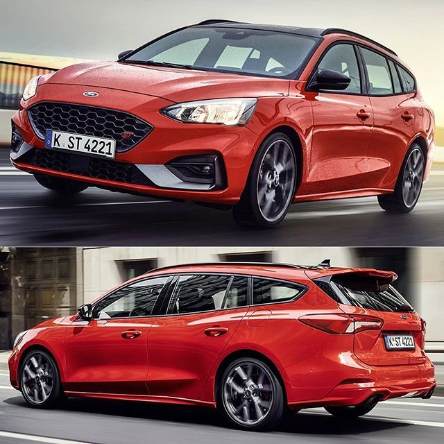Ford Focus St Wagon 2020 Marca Revelou Na Europa As Primeiras