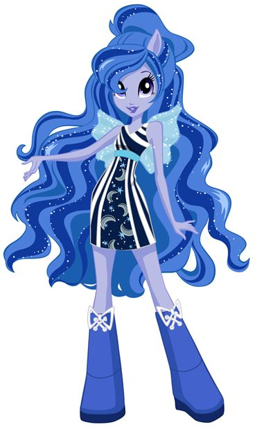 #1157922 - equestria girls, merchandise, ponied up, princess luna, safe, solo, vice principal luna - Derpibooru - My Little Pony: Friendship is Magic Imageboard