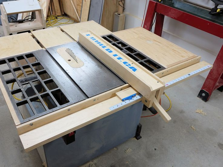 25 best ideas about table saw fence on pinterest table saw jigs used table saw and Table saw fence
