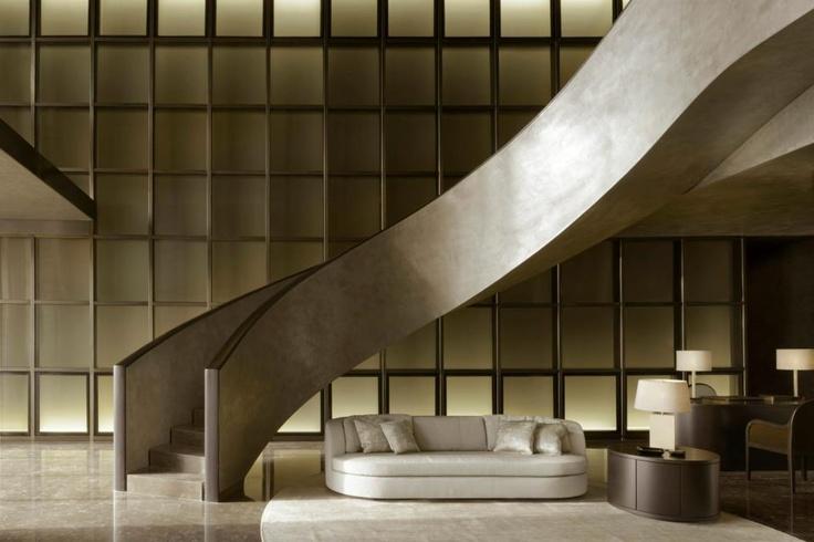 Maçka Residences Istanbul Interior Design By Armani/Casa