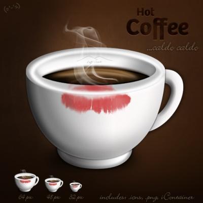 17 free coffee icon designs