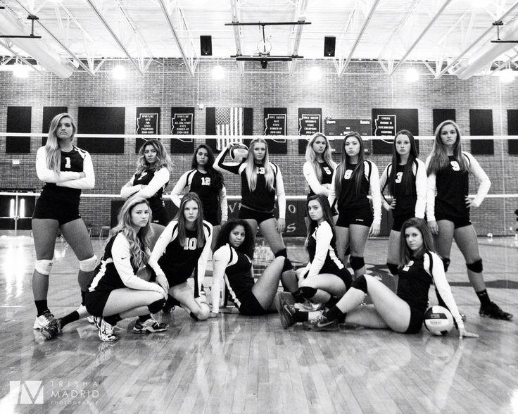 Verrado High School Volleyball team. Buckeye, AZ.  #oneverrado #asone  @trishamadridphotography