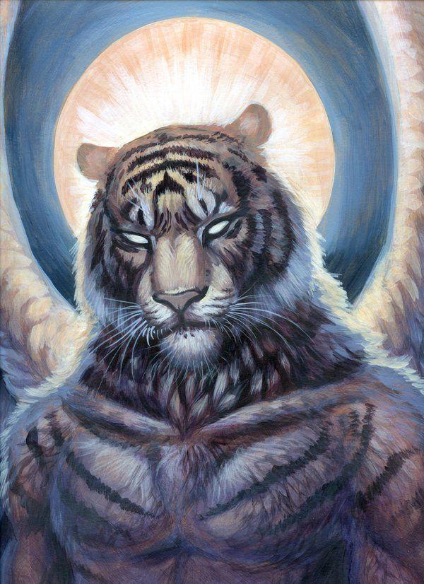tigers vs warriors - 600×826