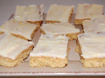 Ginger and Lemon Slice