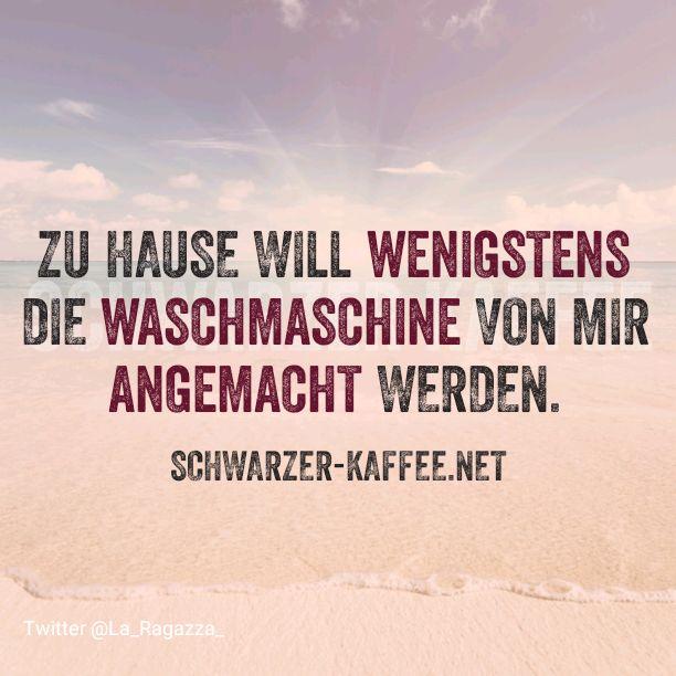 WASCHMASCHINE - SCHWARZER-KAFFEE
