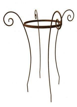 die besten 25 staudenhalter ideen auf pinterest rattan. Black Bedroom Furniture Sets. Home Design Ideas