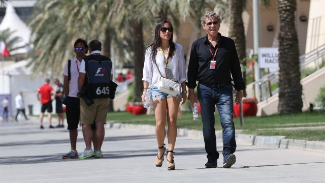 Hermann Tilke (GER) Circuit Designer at Formula One World Championship, Rd4, Bahrain Grand Prix Race, Bahrain International Circuit, Sakhir, Bahrain, Sunday 19  April 2015. © Sutton Motorsport Images