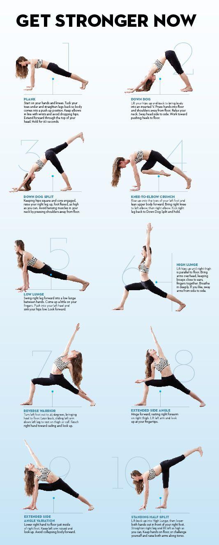 les 634 meilleures images du tableau exercices sur pinterest activit s physiques vie saine et. Black Bedroom Furniture Sets. Home Design Ideas