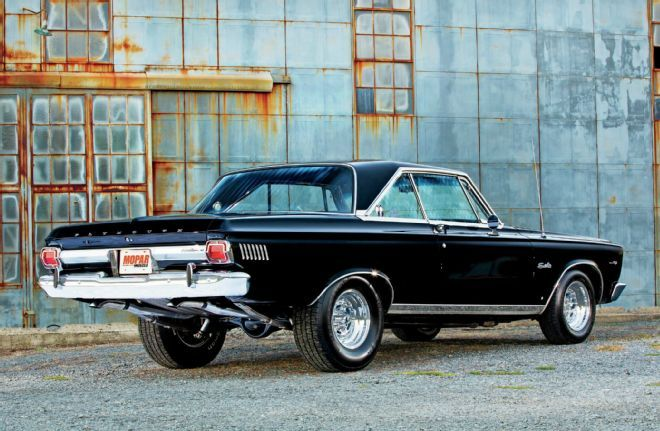 1965 Plymouth Satellite - Perfect Plymouth