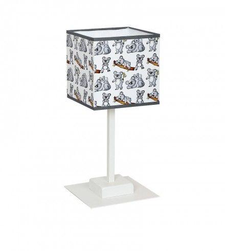 Dětská stolní lampa Koaly