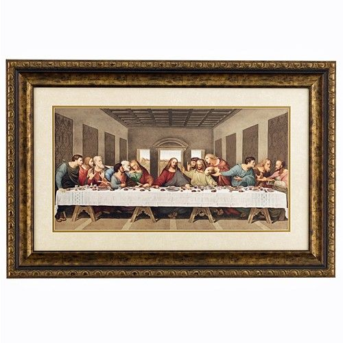 Santa Cena For Your Wall Celebrating Home Pinterest