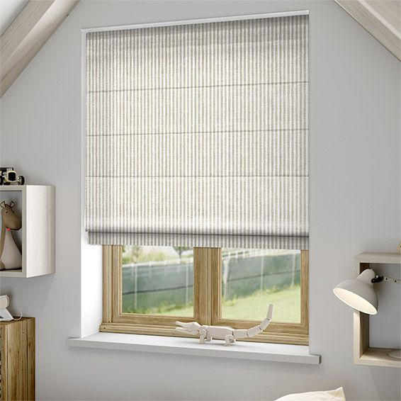 Pure Linen Stripe%20from%20Blinds%202go