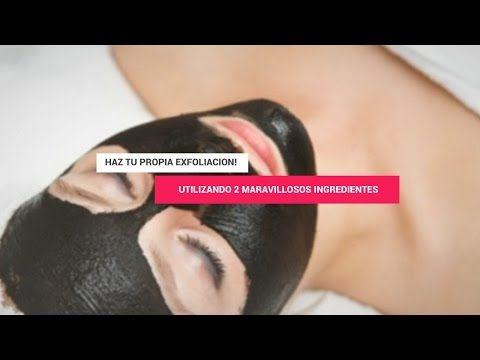 Como Hacer Tu Propia Mascarilla De Carbon Activado Y Mejorar Tu Piel - YouTube