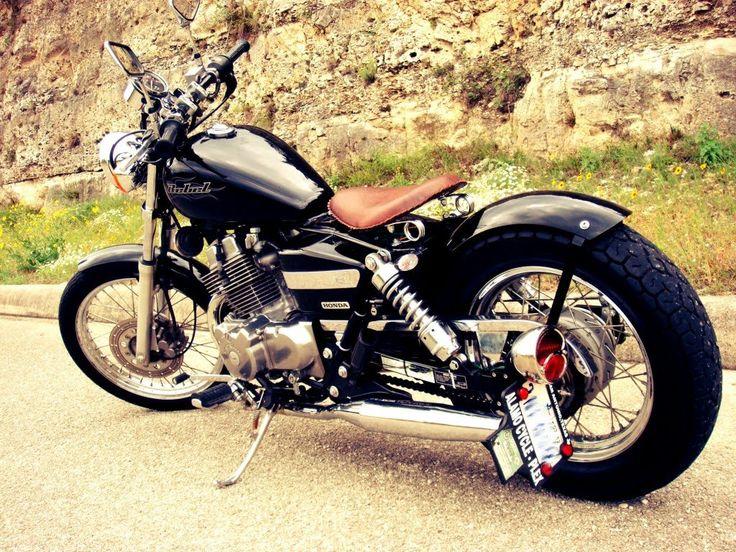 25 best honda rebel 250 images on pinterest | honda motorcycles