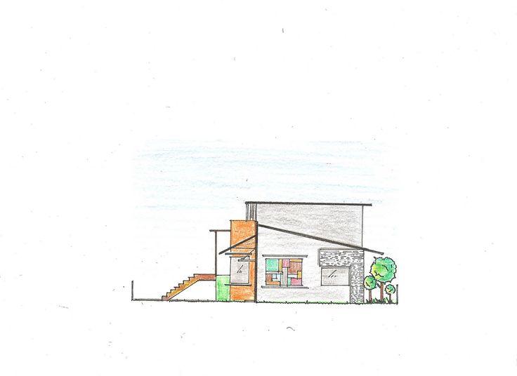 Perancangan Arsitektur 1  Rumah Studio Arsitek Bujang   Sewmester 2 memulai kuliah perancangan dengan merancang Rumah Studio Arsitek Bujang,...