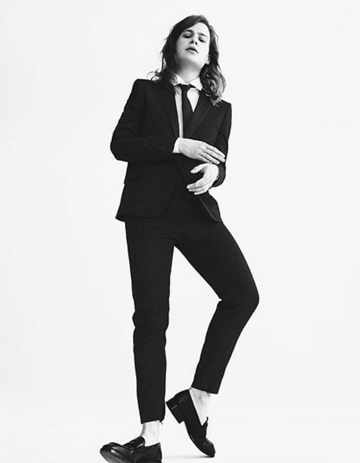 Christine and the Queens pour le magazine  D - la Repubblica (  VanMossevelde+N)