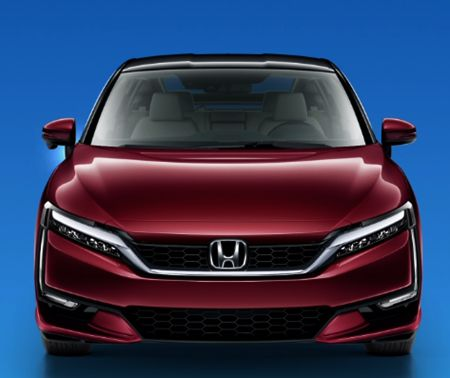 2018 Honda Clarity Fuel Cell Price USA | Primary Car