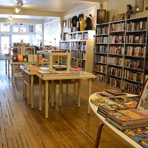 America's Best Comic Book Shops | via Travel + Leisure