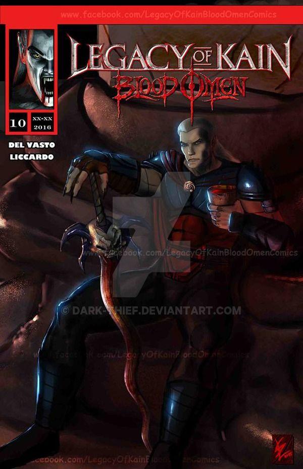 Legacy of Kain - Blood Omen #10 by Dark-thief on DeviantArt