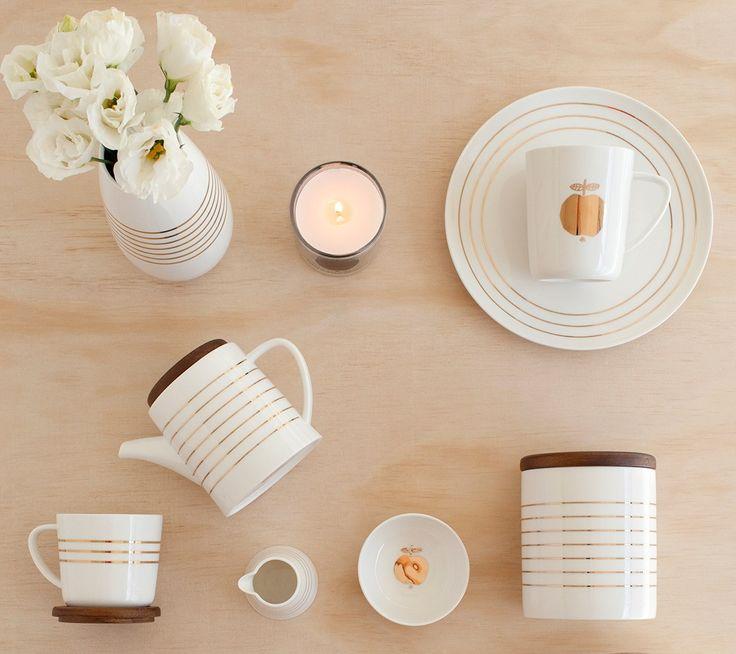 Embrace Swedish style with kikki.K's new Homewares Collection. www.kikki-k.com