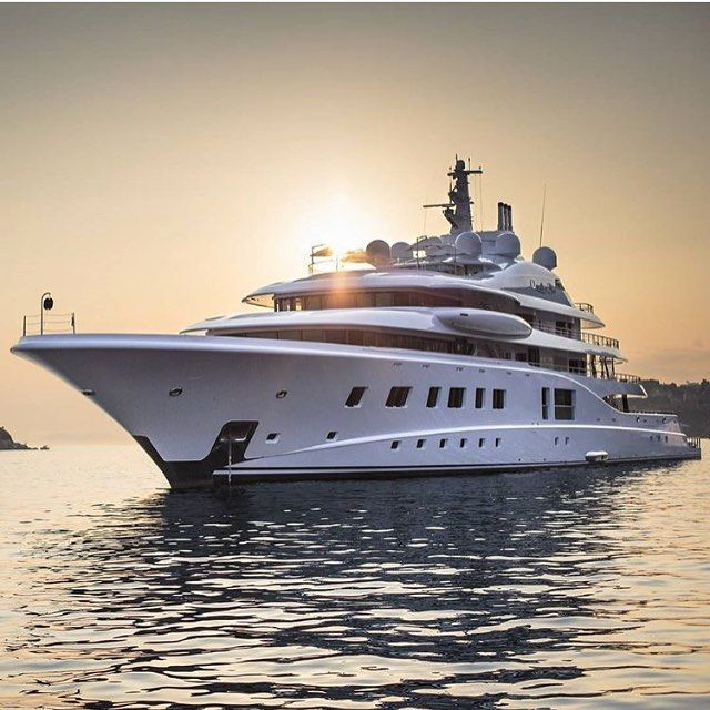 MY Quantum Blue 104 Mt Built In 2014 By Lurssen Yachts