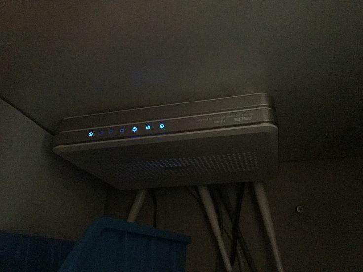 $45.000 - Router Asus RT-N16 Gigabit