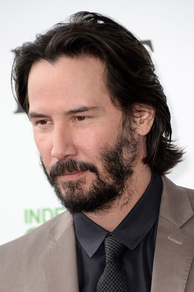 Keanu Reeves Photos: 2014 Film Independent Spirit Awards - Arrivals I love this man so much...I know if we could just meet one time, we would be soul mates.