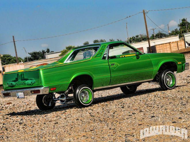 1984 Chevrolet El Camino - Lowrider Magazine