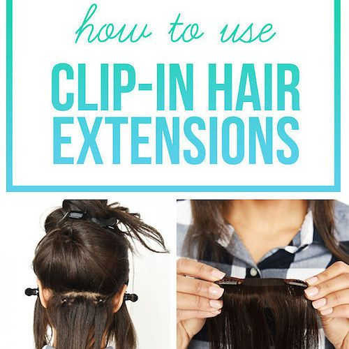 how to style hair extensions this guide will show you exactly how to use clip in hair 2999