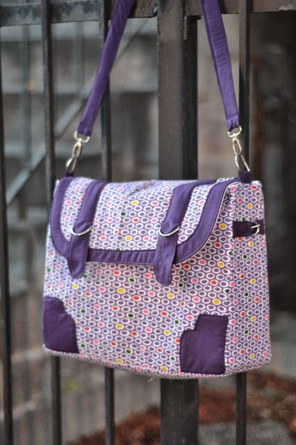 Kennedy Bag Pattern ~ Look at the Bags! | Sew Mama Sew |