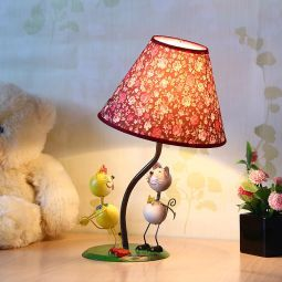 Grace Gully Two Mice Table Lamp