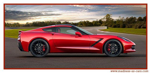 corvette america | Vidéo de la Chevrolet Corvette C7 Stingray 2014 en bas de cette page ...