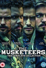 The Musketeers Series 4. Set on the streets of 17th century Paris, series gives a contemporary take on the classic story about a group of highly trained soldiers and bodyguards assigned to protect King and country.