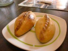 Cocina Boliviana- SALTEÑAS DE CARNE |