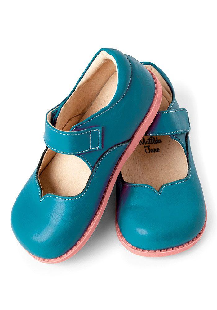 f8e53ae2344b6 Blue Jay Astrid Shoes - Matilda Jane Clothing   Livie & Luca + ...