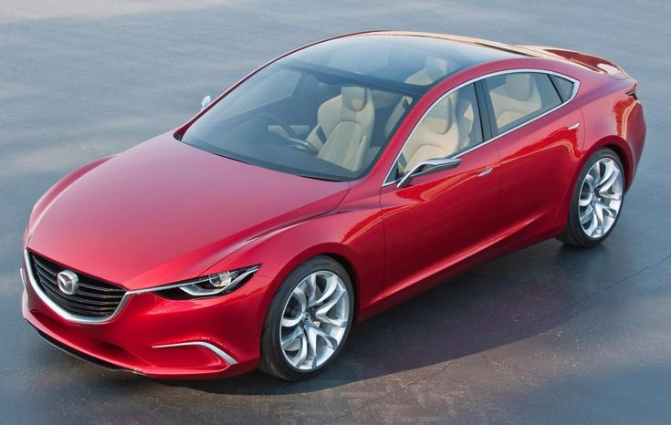"""While it\'s already been shown at 3 different motor vehicle shows round the world, the Mazda Takeri idea finally created its North yank debut at the 2012 the big apple motor vehicle Show. wanting as gorgeous as ever, the four-door idea options Mazda\'s new KODO \""""Soul Of Motion\"""" style language, and previews the next-generation Mazda6 mid-size sedan."""