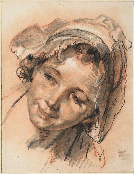 Jean Baptist Greuze #French #artist #art