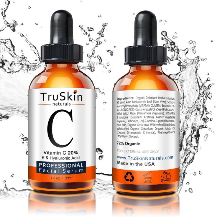 Amazon Customers Are OBSESSED With This $20 Organic Vitamin C Serum