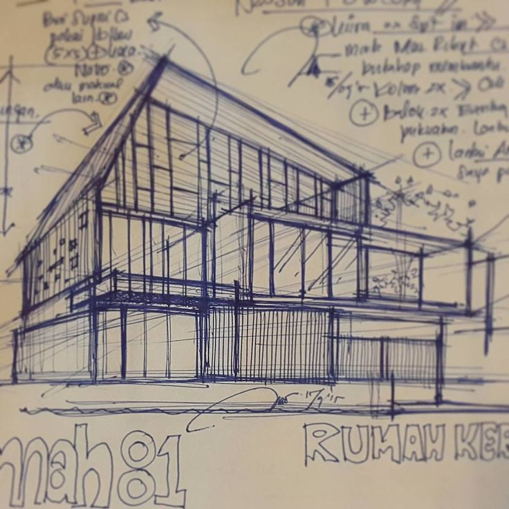 """""""#julioarchitect #detail #sketch #sketches #drawing  #proposeddesign  #buildings…"""