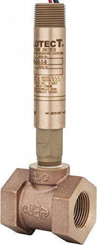 Fanuc Robotics EE-3287-333-001 P-200E System Flow Switch w/18 Cable #Fanuc