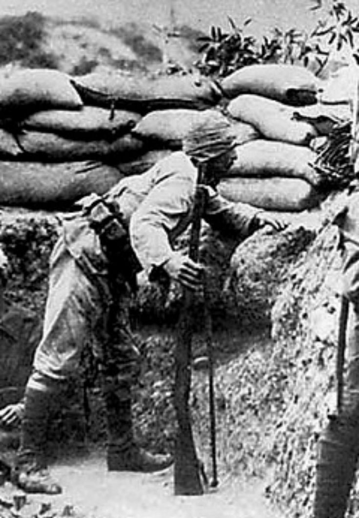 Gallipoli, Turkish soldier