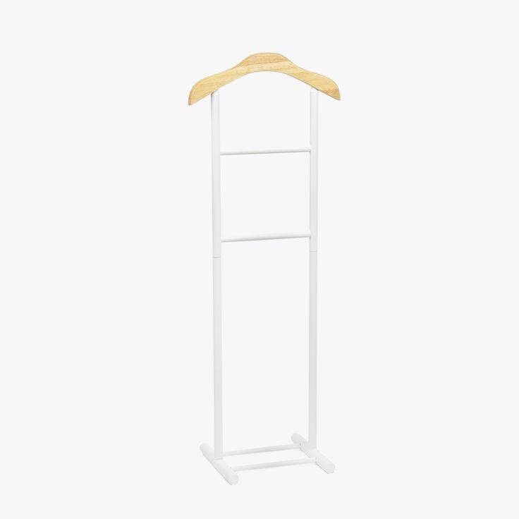 Cabide de Quarto Branco 46 x 121 cm | referência 128569154 | A Loja do Gato Preto | #alojadogatopreto | #shoponline