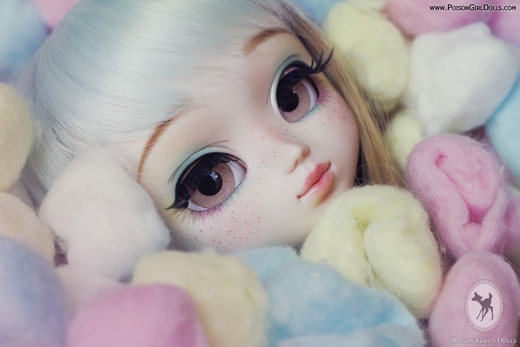 Bambole Veleno della ragazza