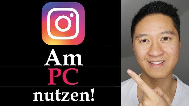 #Instagram am PC nutzen - Instagram Bilder am PC hochladen