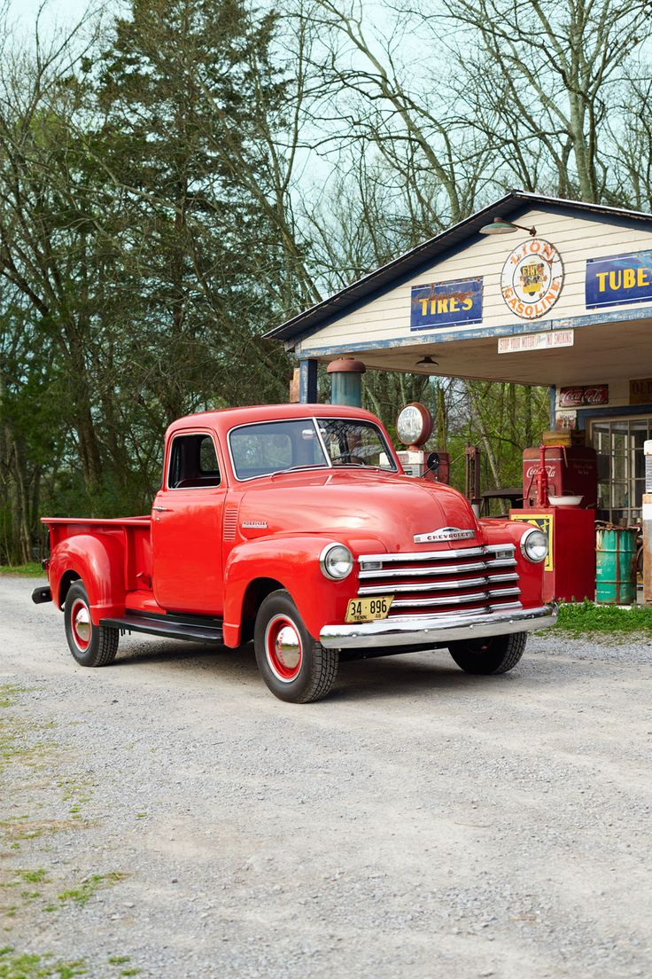 31 best Old Pick-Em-Up Trucks images on Pinterest | Vintage cars ...