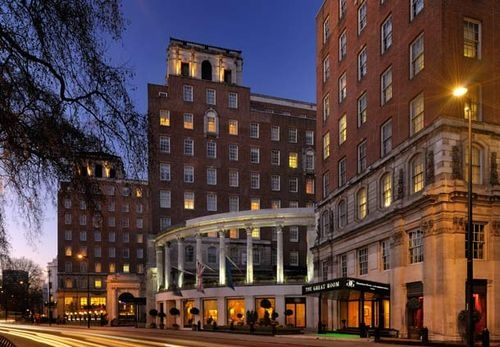 JW Marriott Grosvenor House - Situated in London's revered Mayfair and convenient for the city's international embassy district.