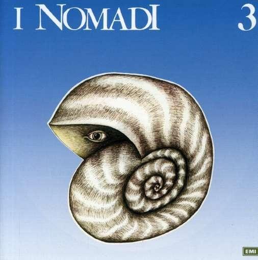 Augusto Daolio 1987 I Nomadi - I Nomadi 3 [EMI 09463956332] #albumcover #Prog-Rock
