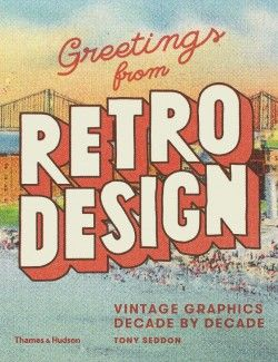 #RetroDesign  #VintageGraphic #GraphicBook #TonySeddon